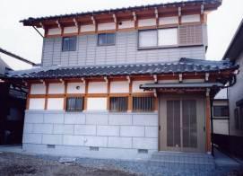 「柱が太い」「日本瓦」「土壁」・・・夢の家が完成