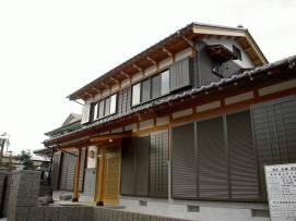 機能的で住み心地の良い現代和風住宅