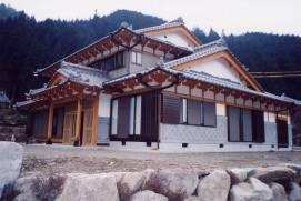 気品と風格のある本格的な和風住宅