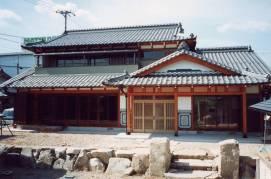 念願の「和良のデカ木」和風住宅をゲット