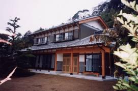 日本間の三部屋が独特の安穏を